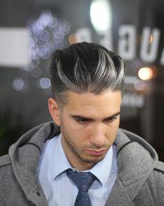 Haircut by alan_beak http://ift.tt/1T52xmo #menshair #menshairstyles #menshaircuts #hairstylesformen #coolhaircuts #coolhairstyles #haircuts #hairstyles #barbers