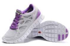 88568d22a43 Nike shoes outlet store in California Nike Free Run+ 2 2012 Womens Running  Shoes Light Blue Purple Online