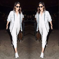 @sonamkapoor's airport look =   via GRAZIA INDIA MAGAZINE OFFICIAL INSTAGRAM - Fashion Campaigns  Haute Couture  Advertising  Editorial Photography  Magazine Cover Designs  Supermodels  Runway Models