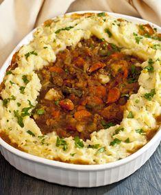 Vegan Shepherd's Pie - My Vegan Cookbook - Vegan Baking Cooking Recipes Tips