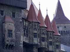 The Huniad Castle, Transylvania, once part of Hungary!