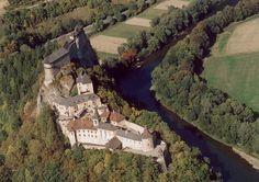 Orava Castle, residence of Stibor of Beckov from 1420