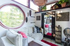 Artistic, Creative, Inspired – Ms. Gypsy Soul's Tiny House Is Just Downright Gorgeous – Tiny House for Us