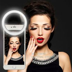 Selfie Mobile Ring LED For Smart Phone