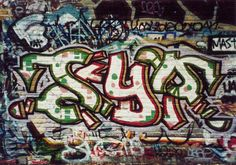 #graffiti #bombing #tagging http:// urbanartbomb.com #throwup - New York