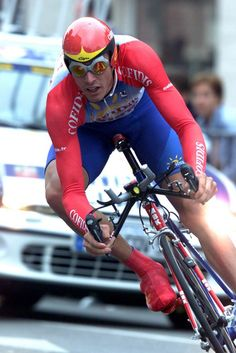 David Millar in Swimming Goggles?