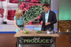 A bunch of Dr. Oz Recipes in one spot!