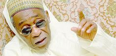 The Kano State Government,on Monday, declaredtomorrow(Tuesday) public holiday, to mourn the passing away of its illustrious son, Alhaji Maitama Sule, (Danmasanin Kano), who joined his ancestors, at the early hours ofMonday, at an undisclosed hospital