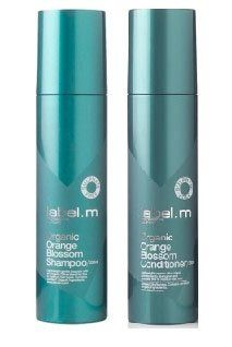 Labelm Organic Orange Blossom Shampoo and Conditioner 68 Oz DUO ** For more information, visit image link.(This is an Amazon affiliate link and I receive a commission for the sales)