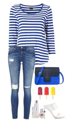 """""""BLUE"""" by eellcat on Polyvore"""