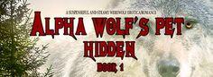 Tome Tender: Eva Gordon's Alpha Wolf's Pet Cover Reveal