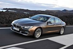 BMW 6 Series Gran Coupe Athletic Wave