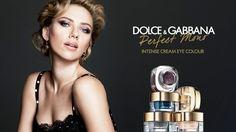 Scarlett Johansson Stars in Dolce & Gabbanas Perfect Mono Eyeshadow Campaign