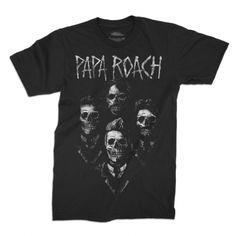 Papa Roach - Portrait Tee