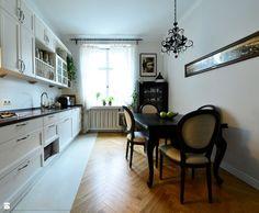 Kuchnia styl Klasyczny - zdjęcie od DZIURDZIAprojekt - Kuchnia - Styl Klasyczny - DZIURDZIAprojekt