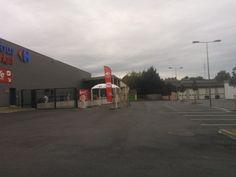 Ouverture du Carrefour Market drive de Varennes