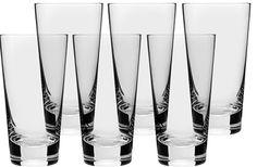 Neptune Greenwich Tall Water Glasses, Box of 6