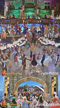 Dove Cameron Descendants, Descendants Wicked World, Descendants Characters, Disney Channel Descendants, Descendants Cast, Descendants Pictures, Funny Spongebob Memes, Cute Disney Pictures, Decendants