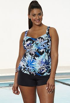 d5f3404aab 67 Best Beachwear - Shortinis - Plus Size images