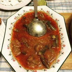 Lamb baymia stew