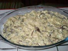 Fettuccine ao molho de shitake e cogumelos paris. Receita aprovada