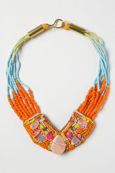 Jessica Barensfeld Adornment |Janaki Necklace