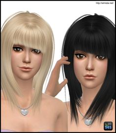haircuts for thin hair and sims 4 updates tsr hairstyles new hair mesh obscura 3921