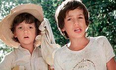 15 вопрос. Любимые герои из детских фильмов были и есть до сих пор)))Петров, Васечкин и Маша. Считается?