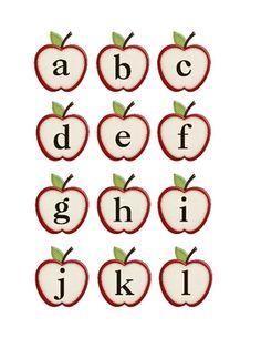 File Folder Game- Alphabet Matching - Miss Kindergarten Love - TeachersPayTeachers.com