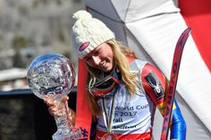 Mikaela SHIFFRIN wins Overall-Worldcup 2017 Snowboard, Rugby, Hockey, Mikaela Shiffrin, Pure Happiness, Freestyle, Zoom, World Cup, Skiing