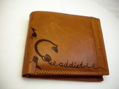 Christmas Gift Ideas From Small Businesses - Personalised Wallet