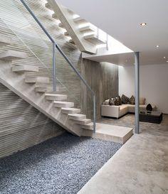 © Gonzalo Cáceres Verona, Stairs, House Design, Interior Design, Trap, Staircases, Social, Home Decor, 2nd Floor