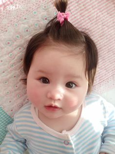 beautiful half vietnamese baby