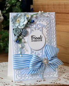 A new tutorial every Tuesday on Flowers, Ribbons and Pearls