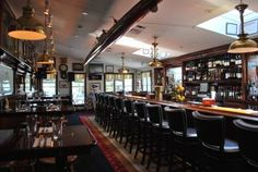 The Black Cat on Hyannis Harbor--good food, good entertainment. I love their beet salads.