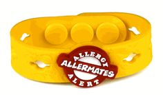 Multi-Charm Allergy Alert Wristband (Wristband Only)