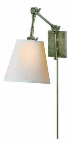 GRAVES PIVOTING SCONCE