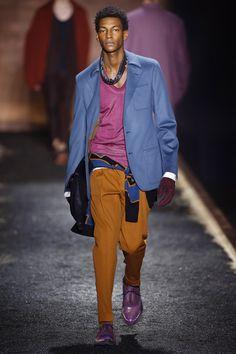 Berluti   Menswear - Autumn 2016   Look 18