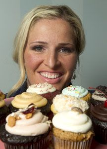 Sweet Tooth Fairy tips for making cupcakes