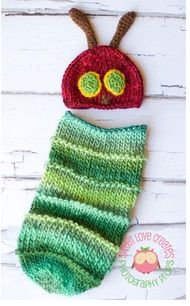 Happily Hectic Household: Baby Projects!