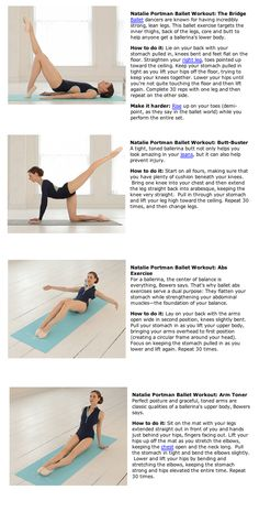 http://www.shape.com/celebrities/celebrity-workouts/natalie-portmans-black-swan-workout?page=2                                                                                                                                                      More