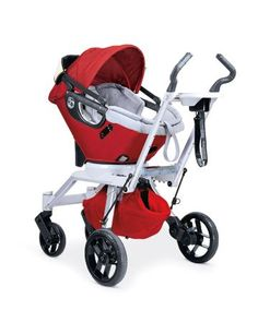 Orbit Baby Stroller Travel System G2: A high-end stroller option with a seat that rotates 360 degrees. | I Chloé | Pinterest | Baby Strollers, Strollers and Or…