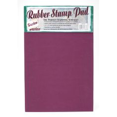 Rubber Stamping Under Pad - 8mm, 11 x 17 inch