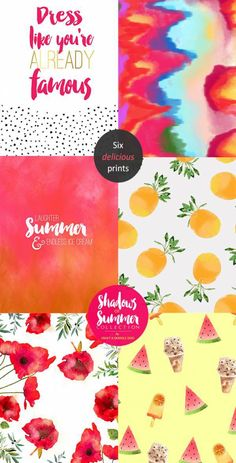 FREE Shadows of Summer collection from Nash at Carft-a-Doodle-Doo
