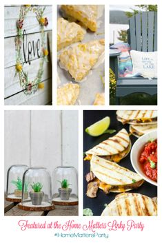 Check out these great ideas for summer fun and entertaining. Find fabulous food and drink recipes, and tips and tricks for the best summer ever. Plus, link up at Home Matters. Elegant Home Decor, Elegant Homes, Interior Design Inspiration, Home Decor Inspiration, Diy Recipe, Fabulous Foods, Decor Crafts, Pumpkin Carving, Repurpose