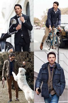 The Sartorialist for H.E. by Mango « The Sartorialist