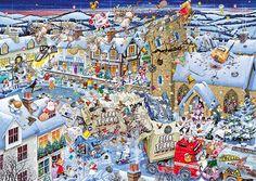 I Love Christmas 1000