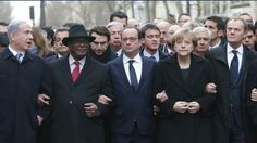 Obama - key US officials - missing from Paris unity rally.
