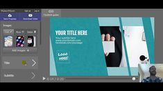 Creating Professional Facebook cover Video Video Image, Download Video, Image Editing, Ads, Facebook, Cover, Editing Pictures