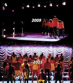 Glee forever gleek forever